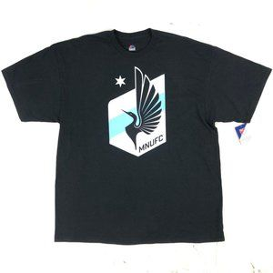 Majestic MLS Minnesota United FC MNUFC T-Shirt